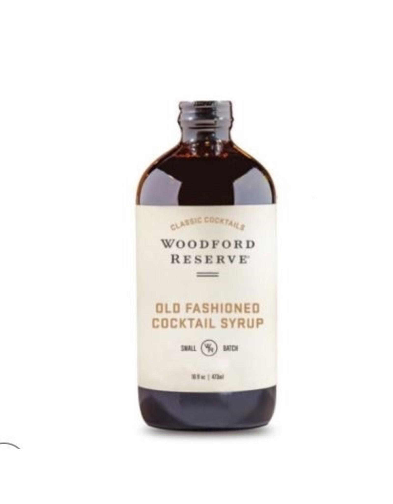 Bourbon Barrel Foods WOODFORD RESERVE® OLD FASHIONED COCKTAIL SYRUP