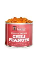 Bourbon Barrel Foods BOURBON SMOKED CHILI PEANUTS