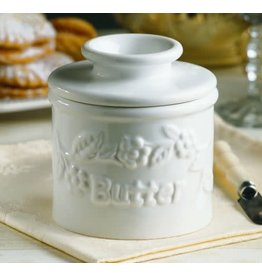 Butter Bell RAISED FLORAL BUTTER BELL