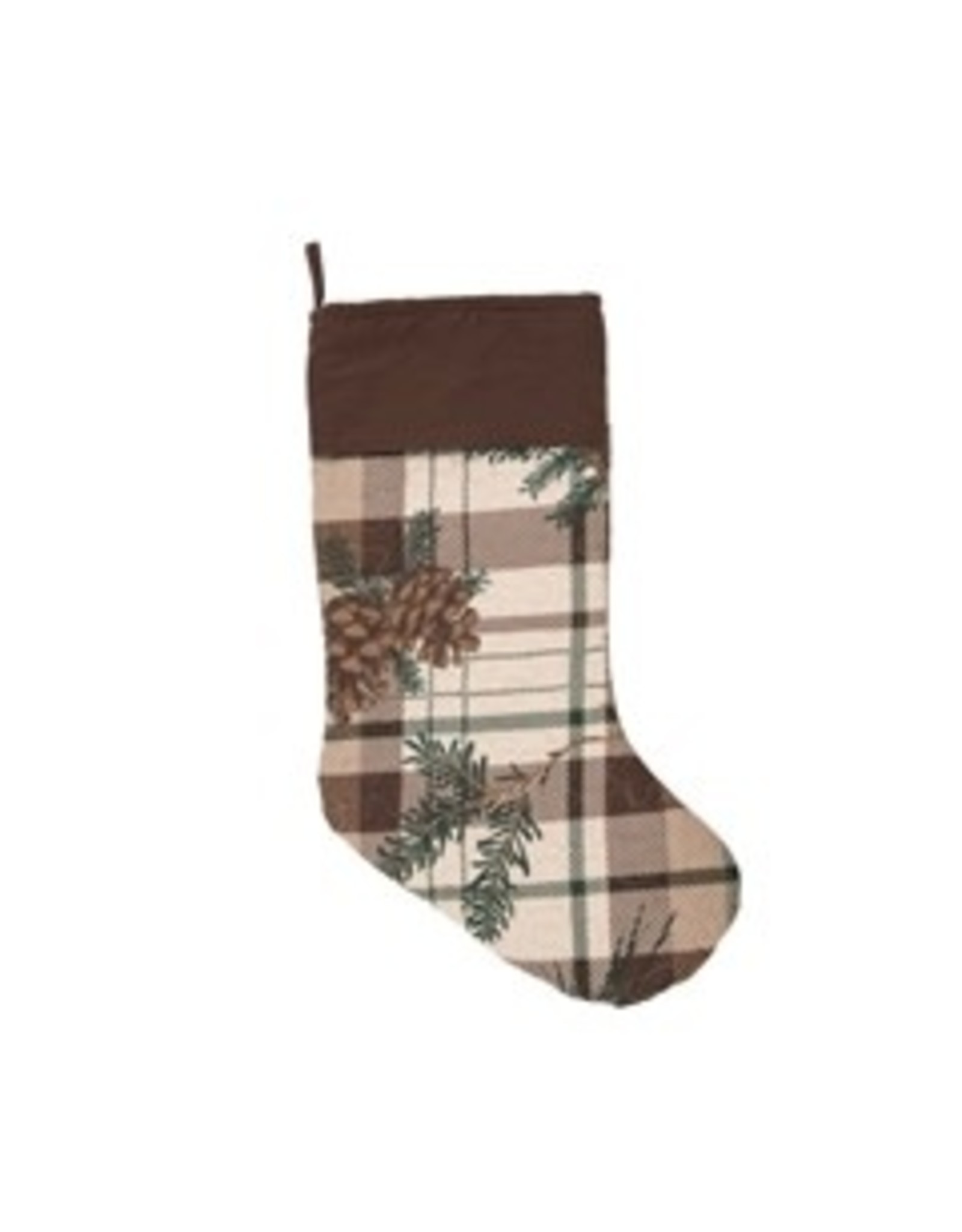 C and F Enterprises LOOKOUT LODGE STOCKING