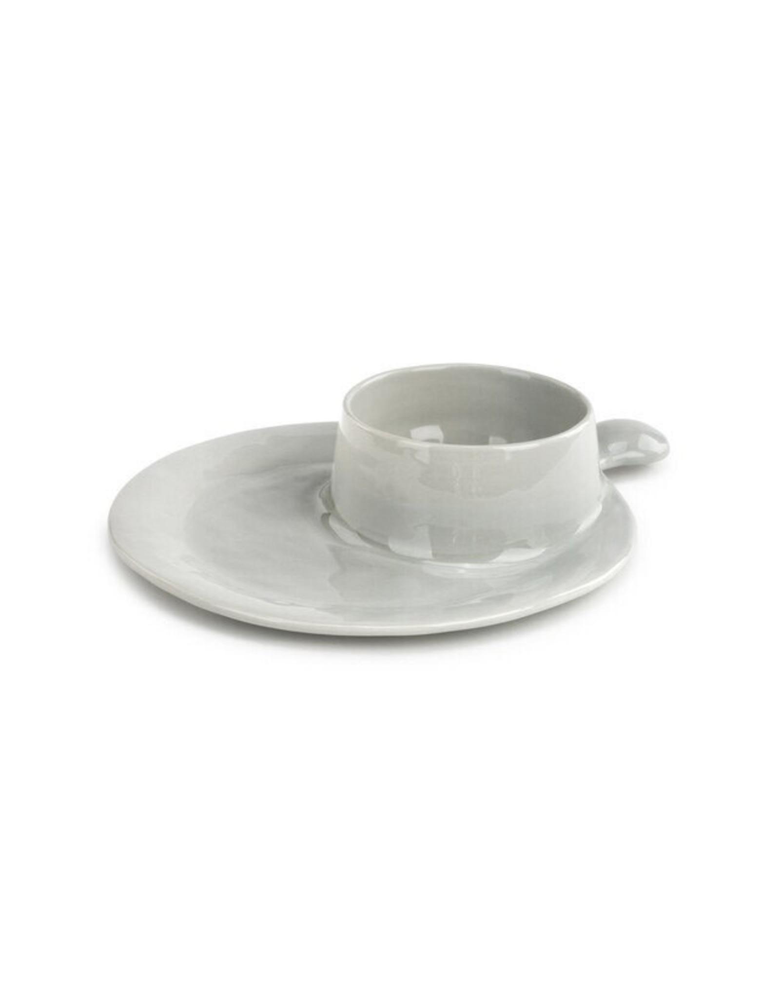 Demdaco SOUP & SANDWICH PLATE