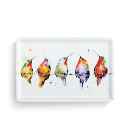 Demdaco HUMMERS ON A WIRE TRAY