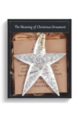 Demdaco MEANING OF CHRISTMAS ORNAMENT