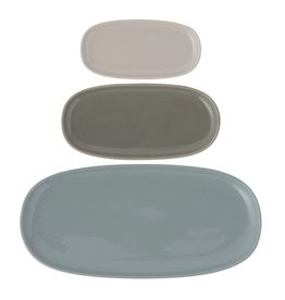 Typhoon Homewares STONEWARE PLATTER
