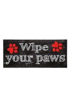 Evergreen WIPE YOUR PAWS SASSAFRAS MAT