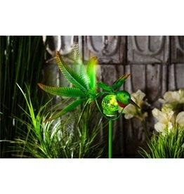 Evergreen HUMMINGBIRD SOLAR WIND SPINNER