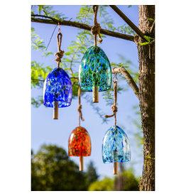 Evergreen ART GLASS BELL CHIME