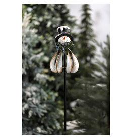 Evergreen SNOWMAN WIND SPINNER