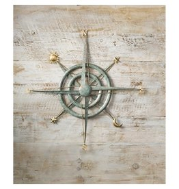Evergreen COMPASS WALL ART