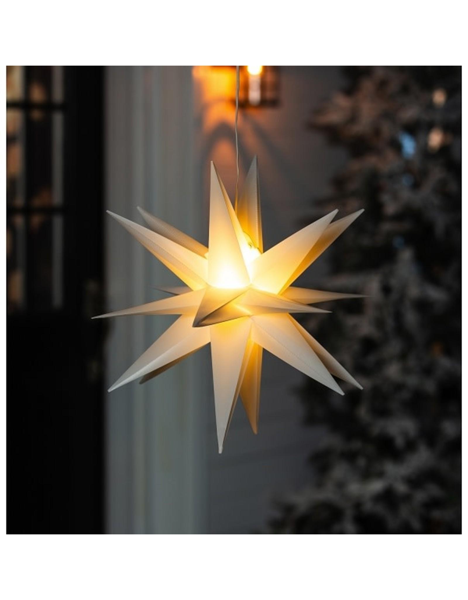 Evergreen COLLAPSIBLE STAR LANTERN