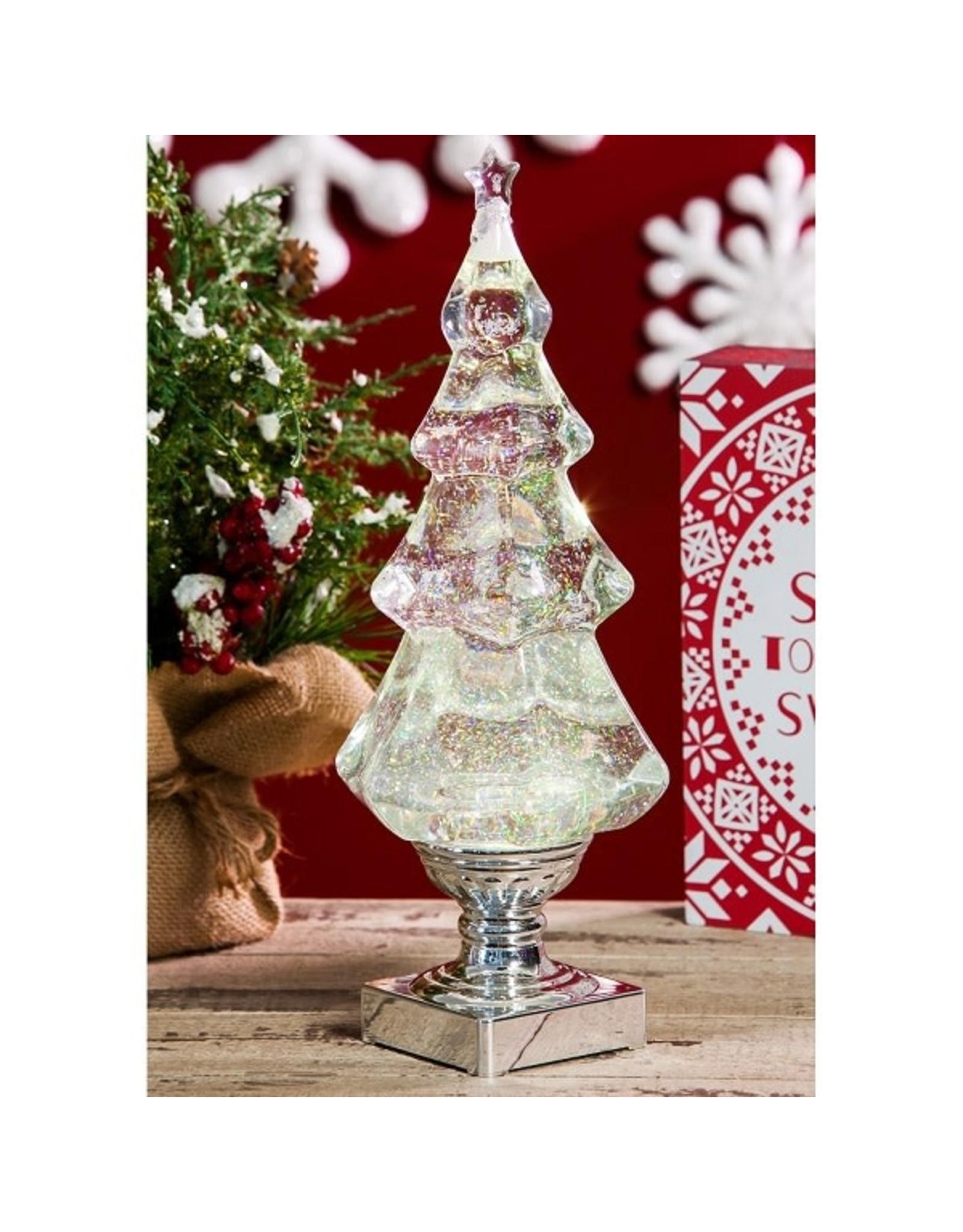 Evergreen GLITTER MOTION LED CHRISTMAS TREE