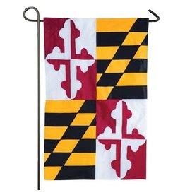 Evergreen MARYLAND STATE FLAG