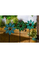 "Evergreen GLOW IN THE DARK WIND SPINNER 33"" 3A"