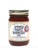 Sugar Bob's SMOKED MAPLE SYRUP BBQ SAUCE