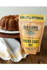 Old School POUND CAKE MIX