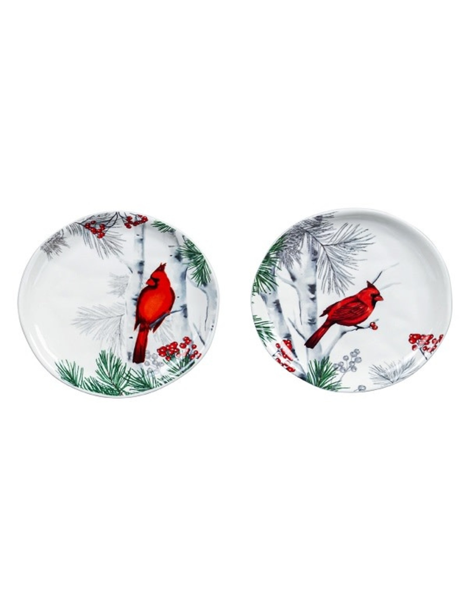 Evergreen CHRISTMAS CADANCE PLATE 2A