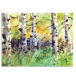 Demdaco SPRING TREES PUZZLE