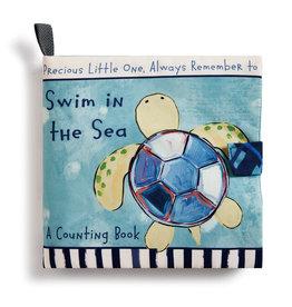Demdaco SWIM IN THE SEA ACTIVITY BOOK