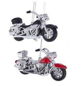 Kurt Adler MOTORCYCLE ORNAMENT