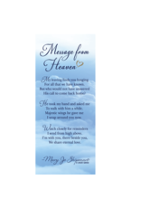 """Ganz MESSAGE FROM HEAVEN ORNAMENT 7"""""""