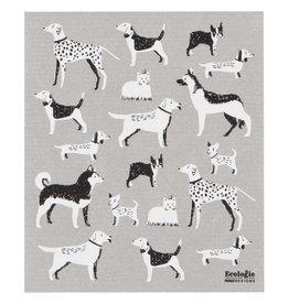 Now Designs SWEDISH TOWEL DOG DAYS