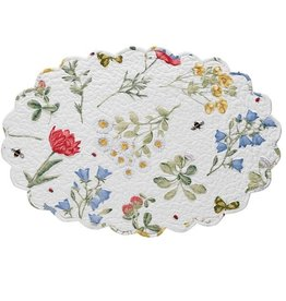 Park Designs WILDFLOWER OVAL PLACEMAT