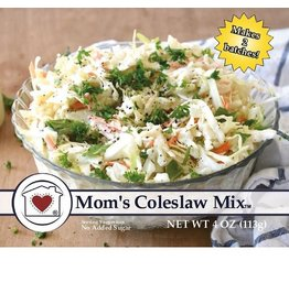 Country Home Creations MOM'S COLESLAW MIX
