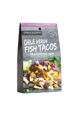 Urban Accents CHILE VERDE FISH TACOS SEASONING MIX