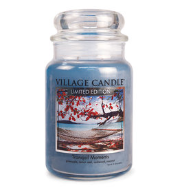 Village Candle TRANQUIL MOMENTS JAR CANDLE