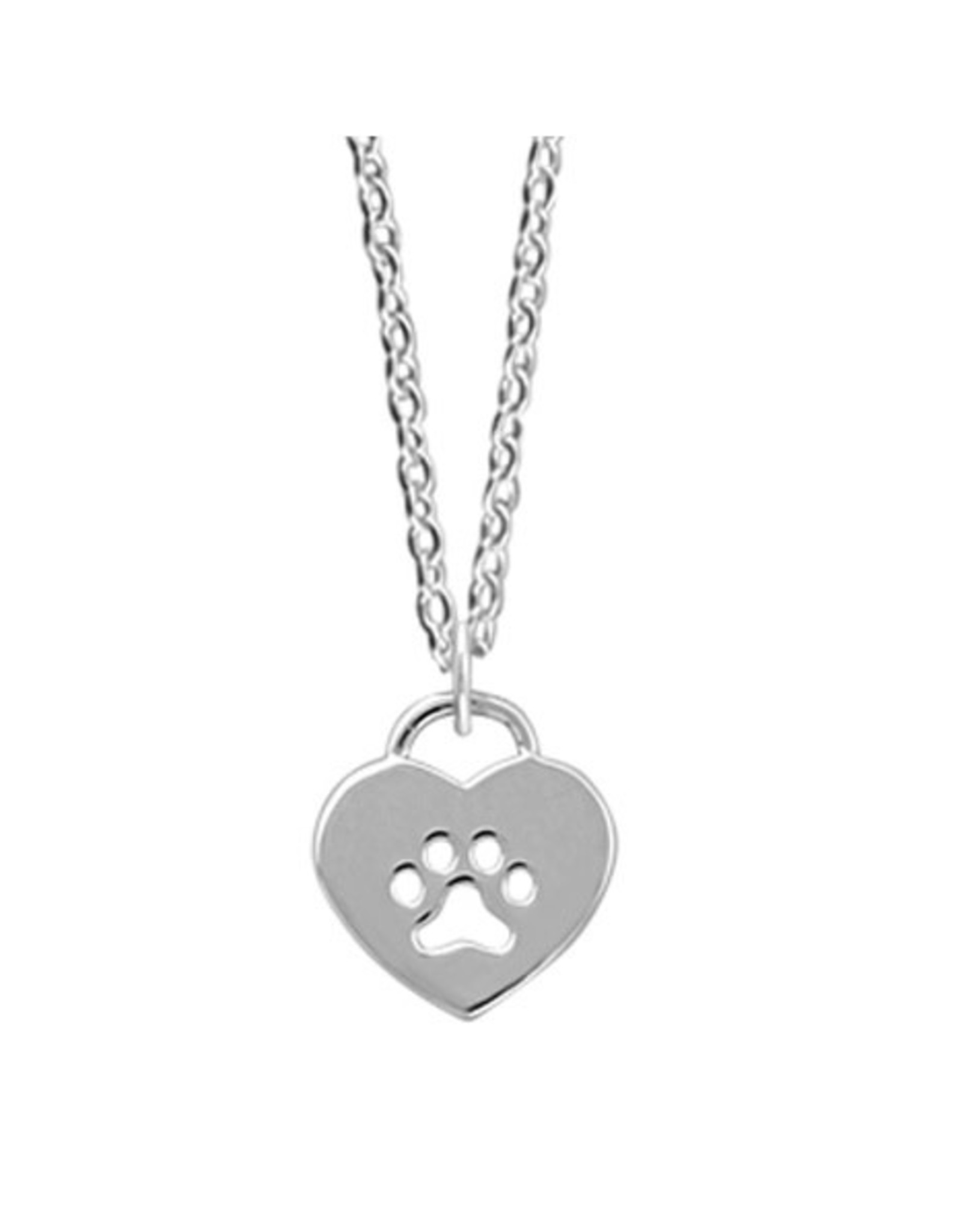 Boma HEART PAW NECKLACE