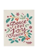 Now Designs SWEDISH SPONGE PEACE & JOY