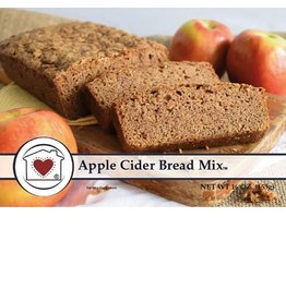 Country Home Creations APPLE CIDER BREAD MIX