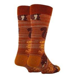 JY Socks NUTS ABOUT U SOCKS