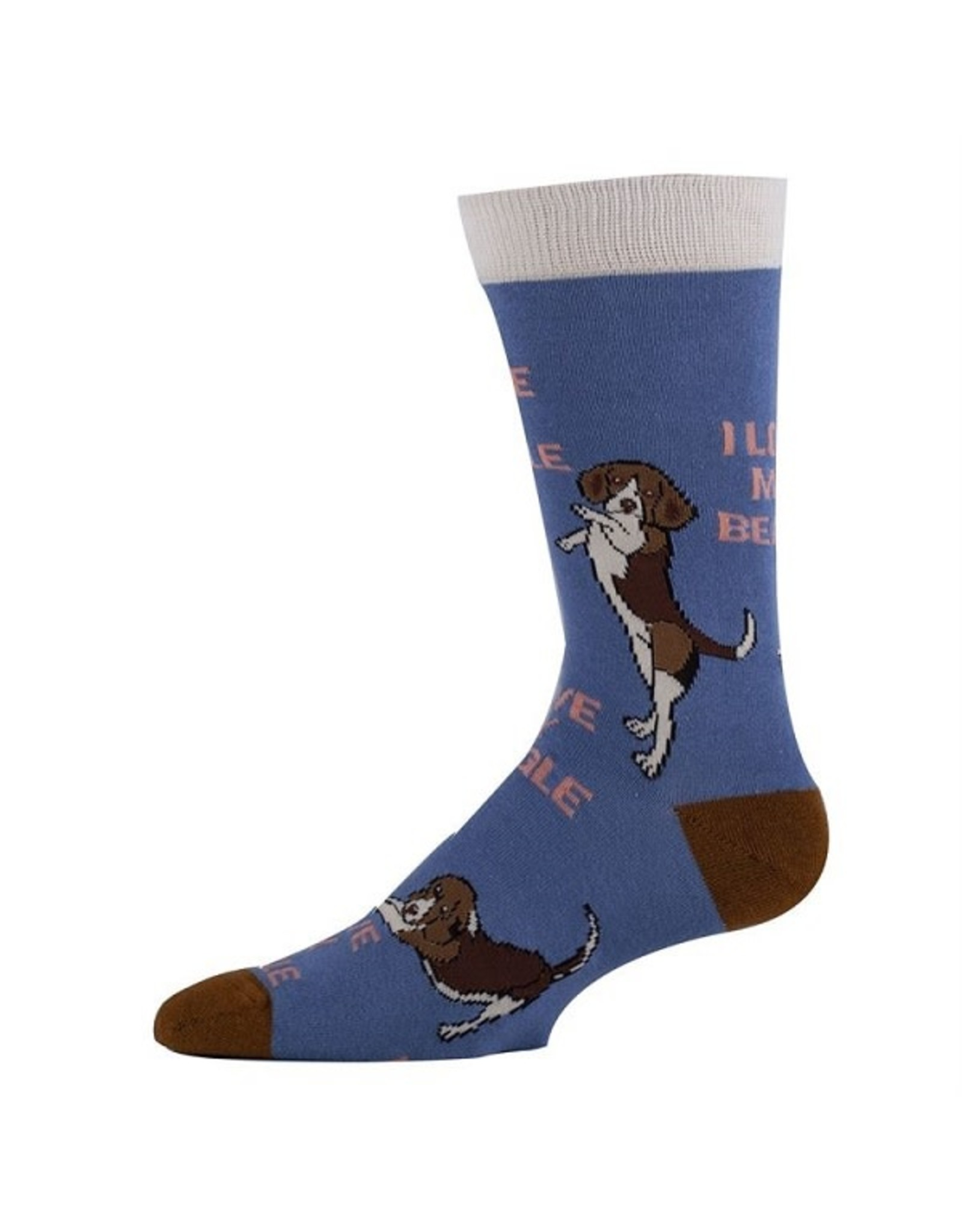 JY Socks BEAGLE TIME SOCKS