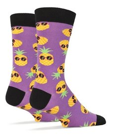 JY Socks PINEAPPLE DUDE SOCKS