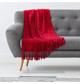 Americanflat Home CHENILLE THROW