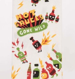 Hot Sauces Towel