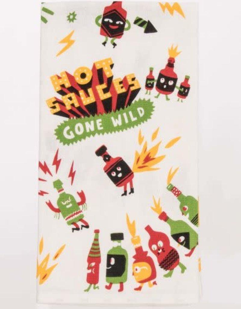 Hot Sauces Towel