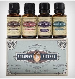 Scrappy's Bitters Exotic Gift Pack