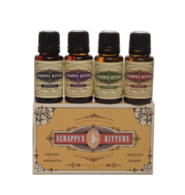 Scrappy's Bitters Traditional Gift Pack