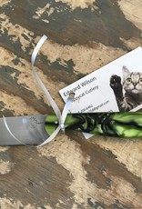 Ed Wilson Hand Forged Chef Knife - Green Kirinite