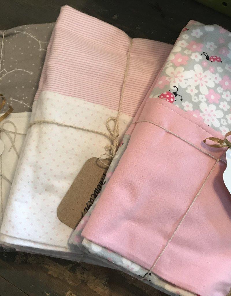 Handmade Flannel Pillowcases