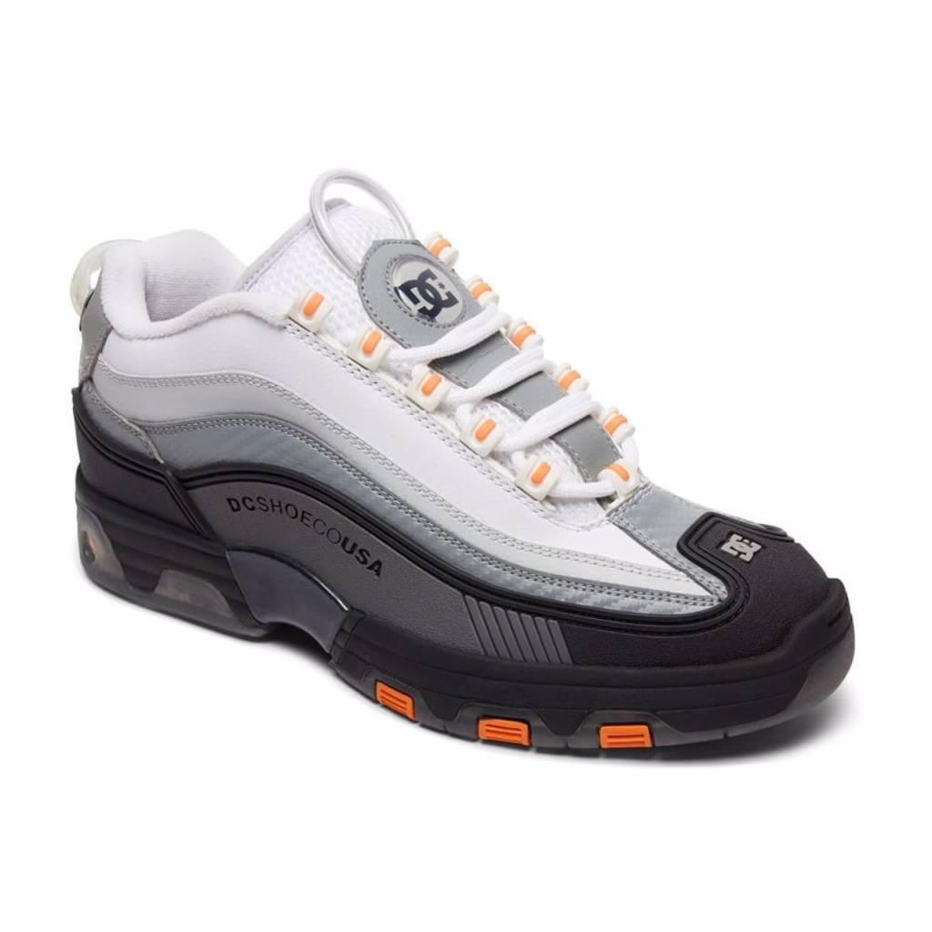 DC SKATE SHOE CO. DC Legacy Shoe Black Grey White