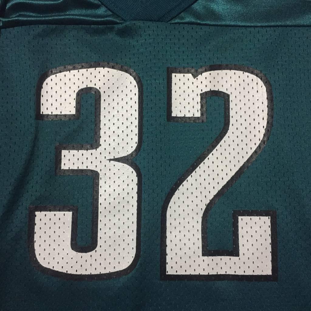 2ND BASE VINTAGE Champion Ricky Watters #32 Eagles Football Jersey Size XL