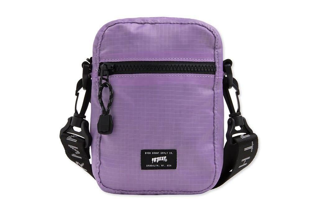 10 DEEP Division Scatchel Hip Bag Purple