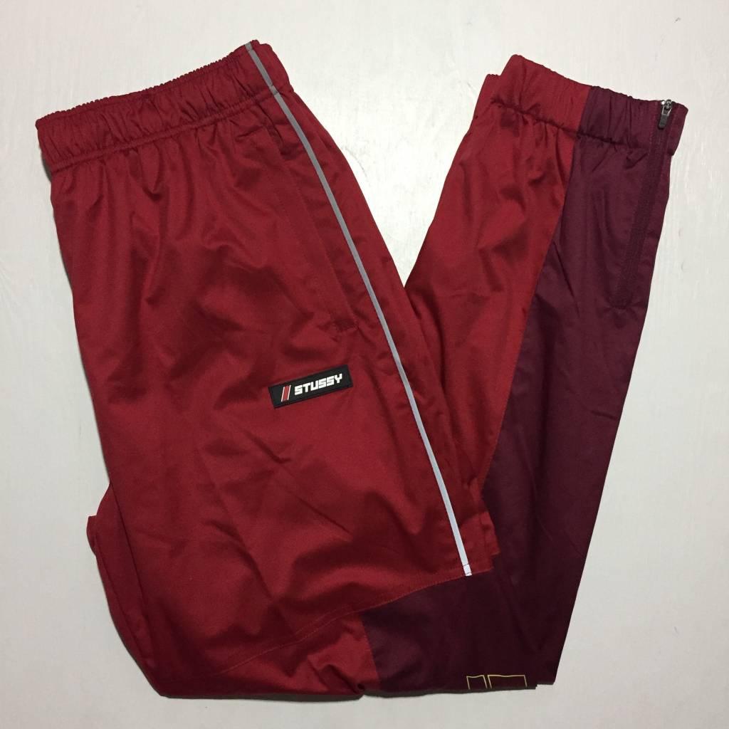 STUSSY Alpine Track Pant Red