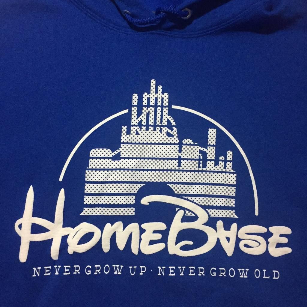 HOMEBASE SOFTGOODS Magic Castle Hoody Royal Blue