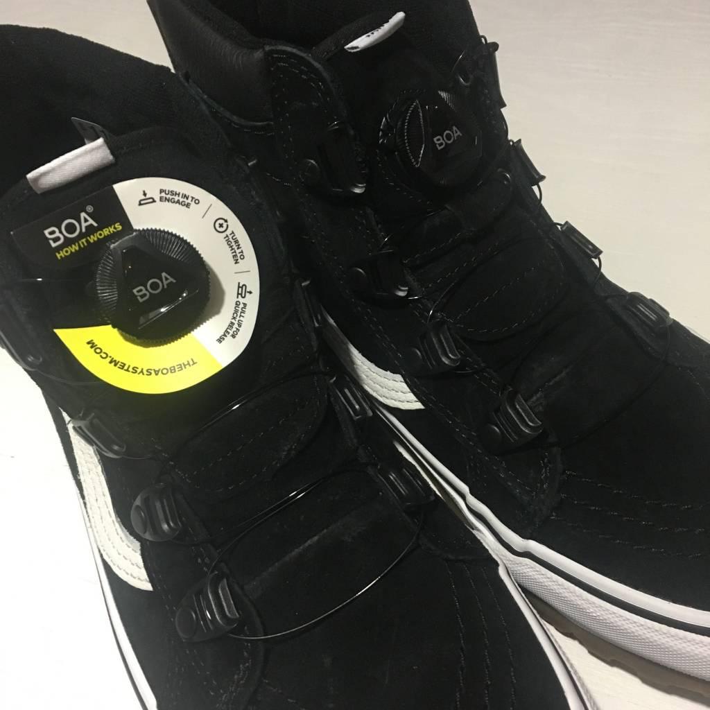 VANS Sk8-Hi MTE BOA Shoe Black