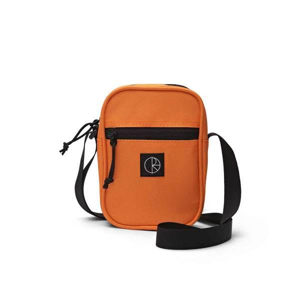 POLAR SKATE CO. Cordura Mini Dealer Hip Bag Orange