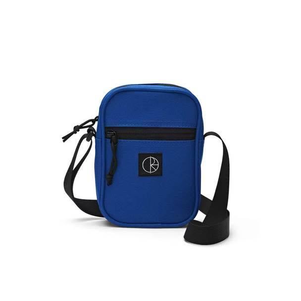 POLAR SKATE CO. Cordura Mini Dealer Hip Bag Blue